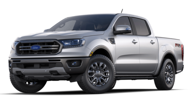 New 2020 Ford Ranger Lariat Truck LA20411 in Florissant, MO